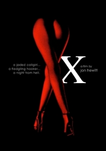 "Poster for ""X"""